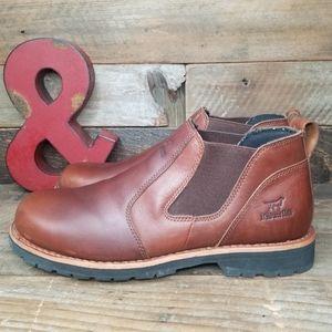 Irish Setter Romeo Slip On Oiled Leather Shoes